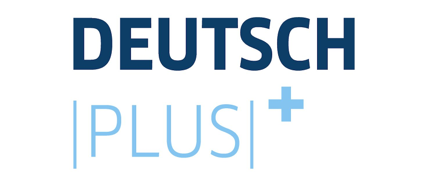 logo deutsch plus
